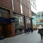 Streets leading to Liverpool one