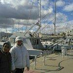 La marina de Yasmin Hammamet