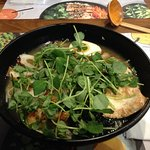 Wagamama ramin~ a tasty broth full of goodies to chew ~ LOVE IT!!
