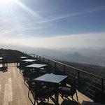 Breakfast/dinner terrace