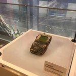 This Gameboy got blown up in the Gulf War and it still works.
