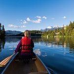 Canoeing in Whistler Photo by Mike Crane