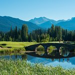 Golfing in Whistler Photo by Mike Crane