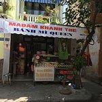 The shopfront of Madam Khanh the Banh Mi Queen