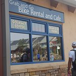 Foto de Bright Angel Bicycles and Cafe