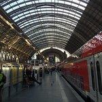 Hauptbahnhof, Frankfurt am Main, Germany