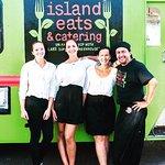 Island eats food truckの写真