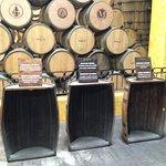 Barriles de tequila