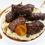 Risotto (crémeux)à la saussice