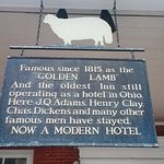 The Golden Lamb Inn Foto