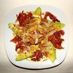 Bagaje Santaluceño, uno de nuestros platos estrella creado para nuestro 25 aniversario. Año 2012