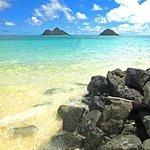 Lanikai Beach Foto
