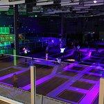 Neon Glow Nights at Jump Park Trampoline