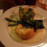 Veggie Souffle