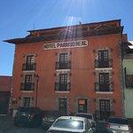El mejor hotel de Real del Monte
