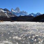 Road to El Chalten Foto