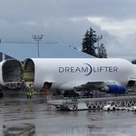 Dreamlifter operation center at Boeing