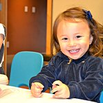 Early Explorers is geared towards pre-schoolers and is held Tues-Fri at 10:30am