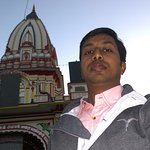 I am at Temple