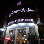 Parsian Hotel resmi