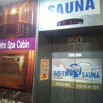 Photo of Metro Spa Cabin