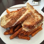 One Of The Best Grilled Cheese Sandwiches In The Universe!