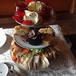A sample of our Afternoon tea.