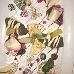 Fantastisches Dessert im La Gondola Due