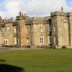 Torrisdale Castle. Servant Quarters for hire and a beautiful room in the castle for events.