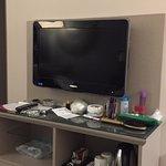 LCD in Room