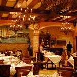 The Andalucia dining room, Columbia Restaurant.
