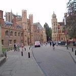 ArghyaKolkata Queen's College, Cambridge-1