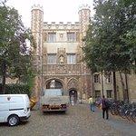 ArghyaKolkata Queen's College, Cambridge-3