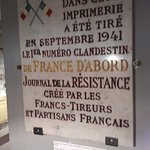 Memorial of Resistance Newspapers