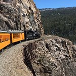 Photo de Durango and Silverton Narrow Gauge Railroad and Museum