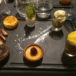 Desserts du Menu Dégustation