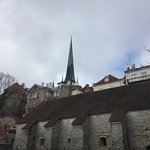 Photo de Tallinn Old Town