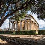 Temple of Hephaestus, march 2007