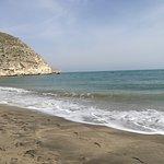 Playa de Agua Amarga a 150 Mts, del Hotel