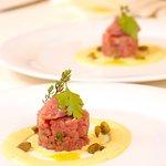 Thunfisch Tartar