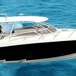 40 ft Fountain Powerboat Rental