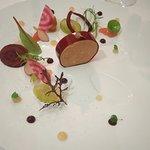 foie gras betterave