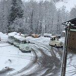 De la neige en abondance 😜