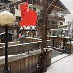 Il neige...
