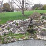 Rock Garden at Eltham Palace
