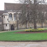 Old part of Eltham Palace