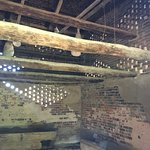 Smokehouse interior