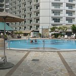 Pools at the Stamford Singapore
