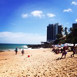 Photo de Buracao Beach