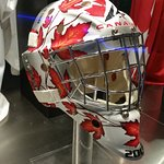 Team Canada Goalie Mask